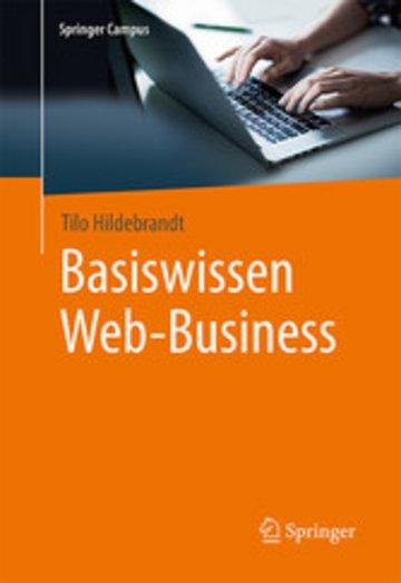 eBook Basiswissen Web-Business Cover