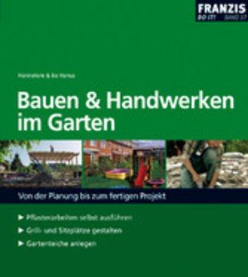 eBook Bauen und Handwerken im Garten Cover