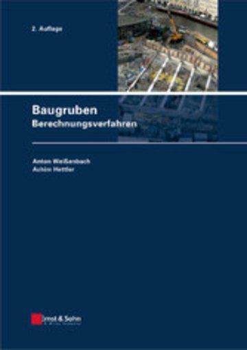 eBook Baugruben Cover