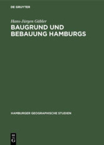 eBook Baugrund und Bebauung Hamburgs Cover