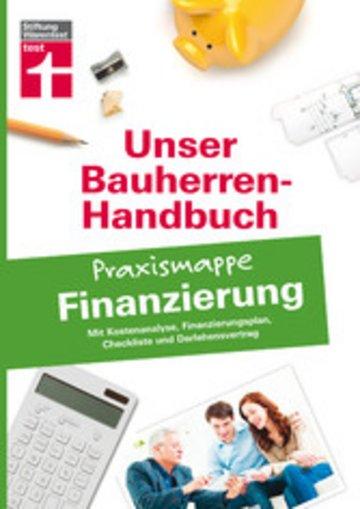 eBook Bauherren-Praxismappe für Ihre Eigenheimfinanzierung Cover