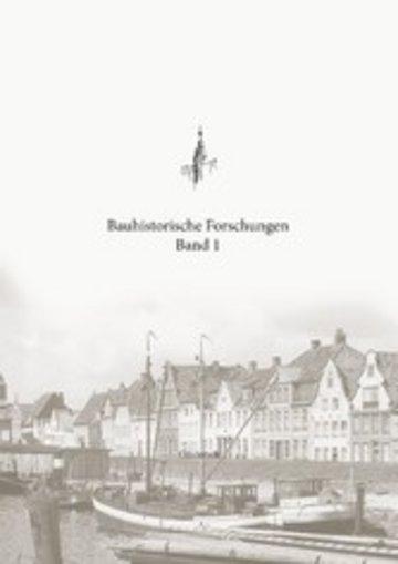 eBook Bauhistorische Forschungen Band 1 Cover
