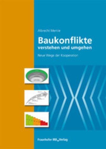 eBook Baukonflikte verstehen und umgehen. Cover