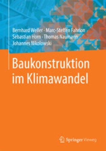 eBook Baukonstruktion im Klimawandel Cover