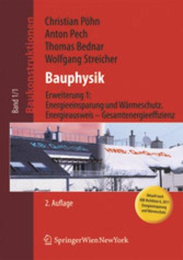 eBook Baukonstruktionen / Bauphysik Cover