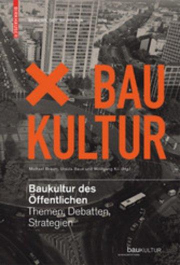eBook Baukultur des Öffentlichen Cover