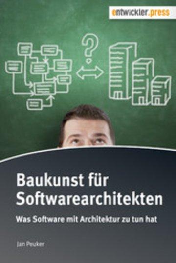 eBook Baukunst für Softwarearchitekten Cover