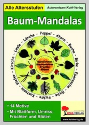 eBook Baum-Mandalas Cover