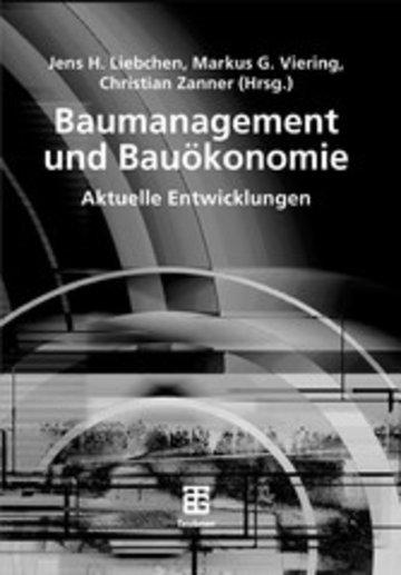 eBook Baumanagement und Bauökonomie Cover