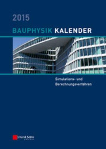 eBook Bauphysik Kalender 2015 Cover