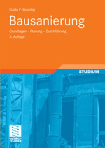 eBook Bausanierung Cover