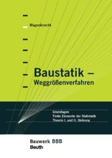 eBook Baustatik - Weggrößenverfahren Cover