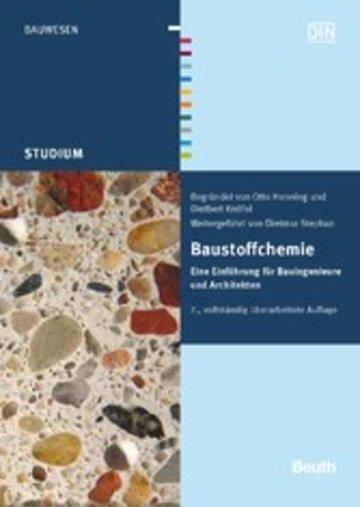 eBook Baustoffchemie Cover