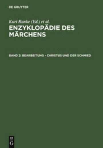 eBook Bearbeitung - Christus und der Schmied Cover