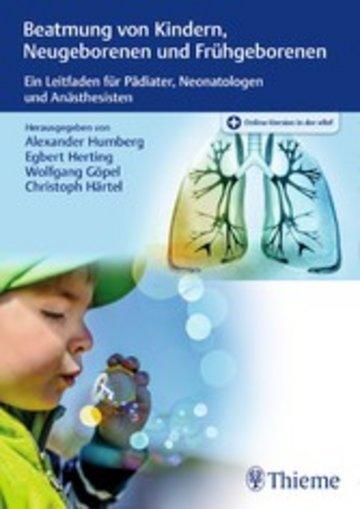 eBook Beatmung von Kindern, Neugeborenen und Frühgeborenen Cover