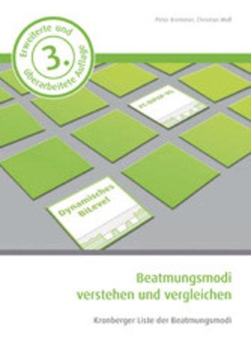 eBook Beatmungsmodi verstehen und vergleichen Cover