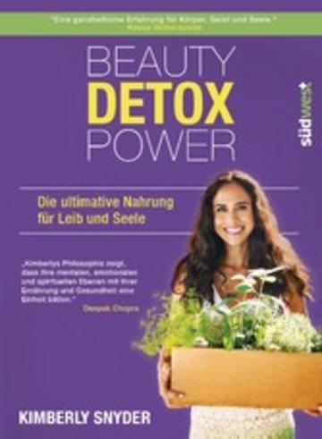 eBook Beauty Detox Power Cover