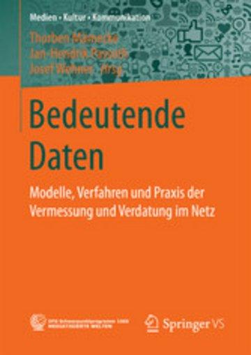 eBook Bedeutende Daten Cover