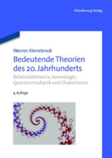 eBook Bedeutende Theorien des 20. Jahrhunderts Cover