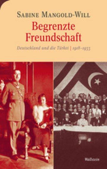 eBook Begrenzte Freundschaft Cover