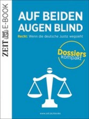 eBook Auf beiden Augen blind Cover