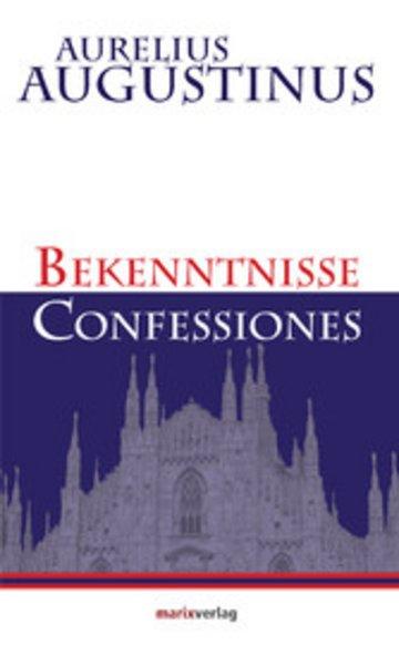 eBook Bekenntnisse-Confessiones Cover