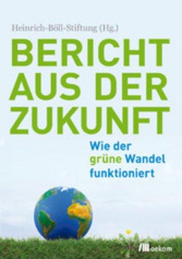 eBook Bericht aus der Zukunft Cover