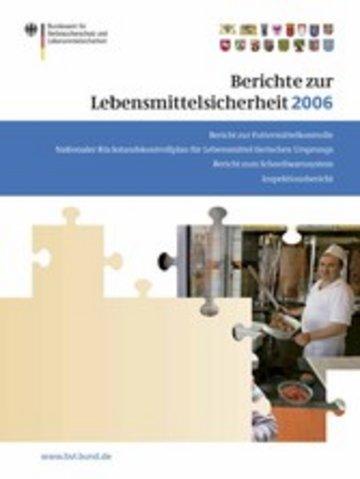 eBook Berichte zur Lebensmittelsicherheit 2006 Cover