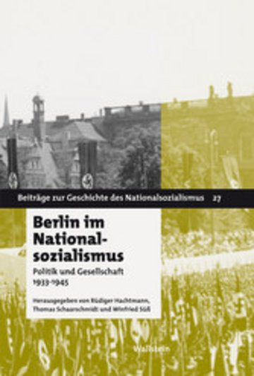 eBook Berlin im Nationalsozialismus Cover