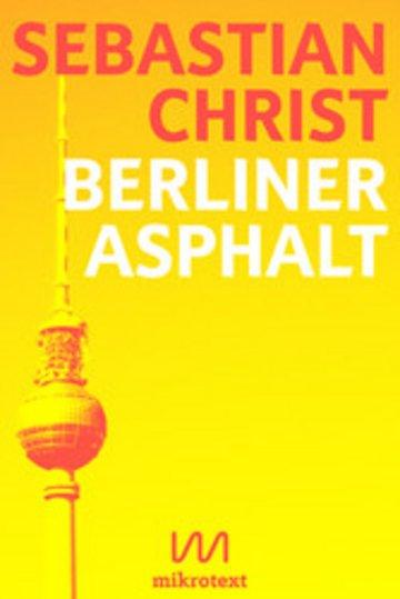 eBook Berliner Asphalt Cover