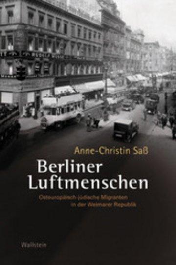 eBook Berliner Luftmenschen Cover