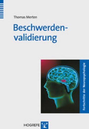 eBook Beschwerdenvalidierung Cover