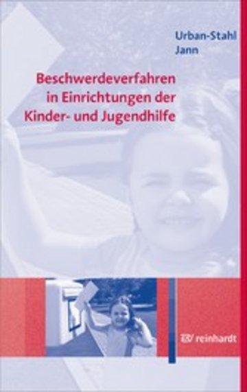 eBook Beschwerdeverfahren in Einrichtungen der Kinder- und Jugendhilfe Cover