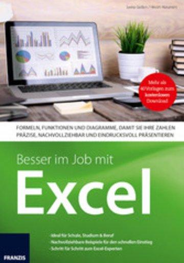 Besser Im Job Mit Excel Formeln Funktionen Und Diagramme Damit