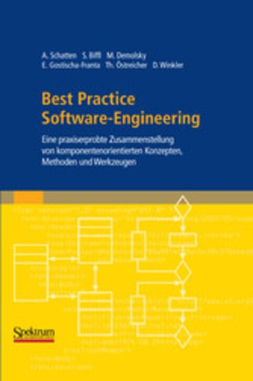 eBook Best Practice Software-Engineering Cover