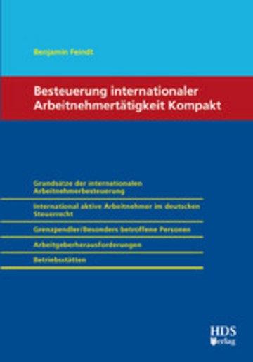 eBook Besteuerung internationaler Arbeitnehmertätigkeit Kompakt Cover