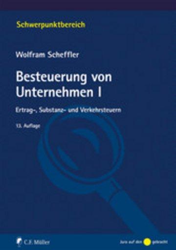 eBook Besteuerung von Unternehmen I Cover