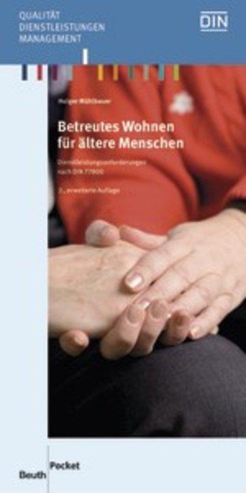 eBook Betreutes Wohnen für ältere Menschen Cover