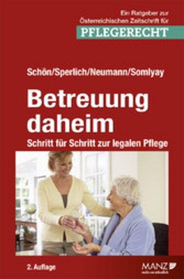 eBook Betreuung daheim Cover