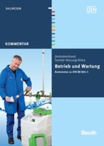 eBook Betrieb und Wartung Cover
