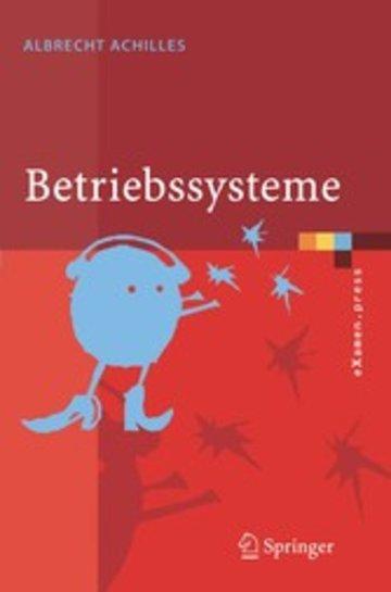 eBook Betriebssysteme Cover
