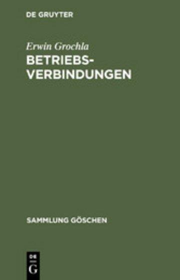 eBook Betriebsverbindungen Cover
