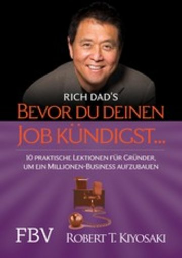 eBook Bevor du deinen Job kündigst ... Cover