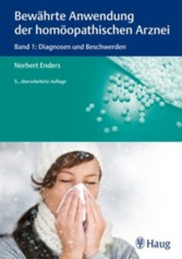 eBook Bewährte Anwendung der homöopathischen Arznei Cover