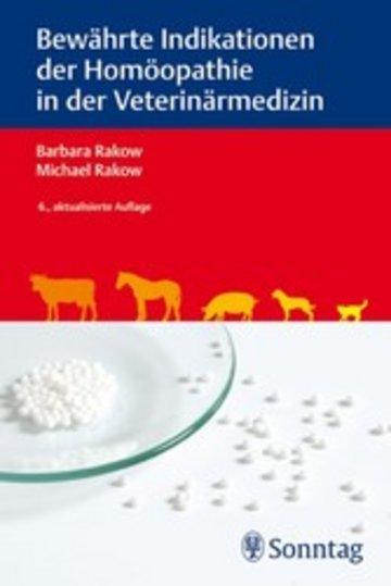 eBook Bewährte Indikationen der Homöopathie in der Veterinärmedizin Cover