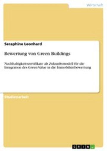 eBook Bewertung von Green Buildings Cover