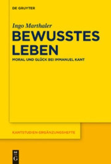eBook Bewusstes Leben Cover