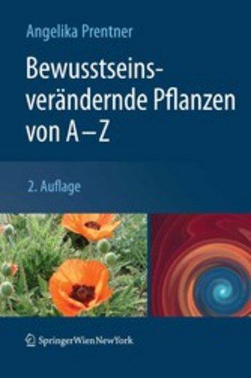 eBook Bewusstseinsverändernde Pflanzen von A - Z Cover