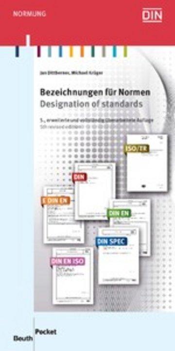 eBook Bezeichnungen für Normen Cover