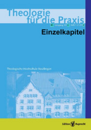 eBook Bibelarbeit zu Numeri 13,21–14,10 Cover